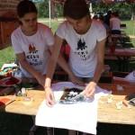 printint t-shirts